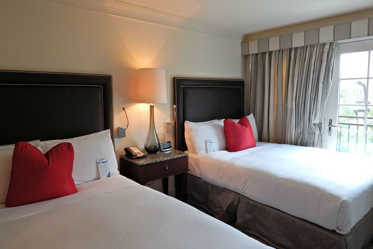 Double Bed Superior Rooms